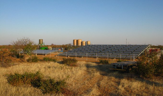 Solar Desalination Plants