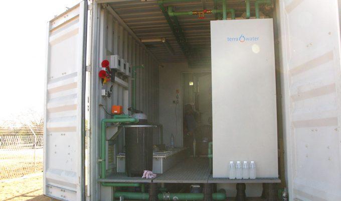 Solar Desalination Plants